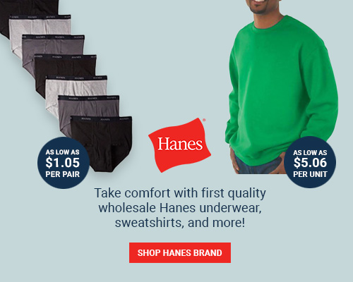 Wholesale Hanes