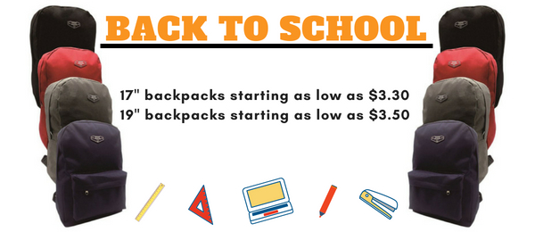 bookbags for school, back to school supplies