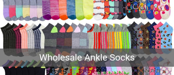 Wholesale Ankle Socks