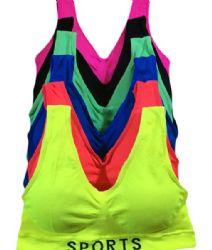 4ed4980d66 Wholesale Deal On Femina Lady s Seamless Sports Bra - at ...