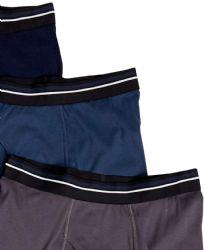 288 Wholesale Yacht & Smith Mens 100% Cotton Boxer Brief Assorted Colors Size Large
