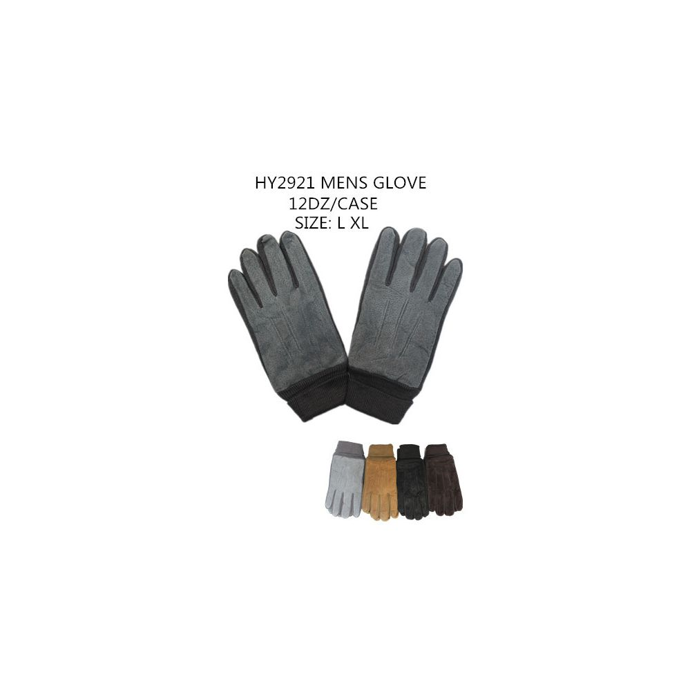 Wholesale Deal On Mens Winter Gloves - at