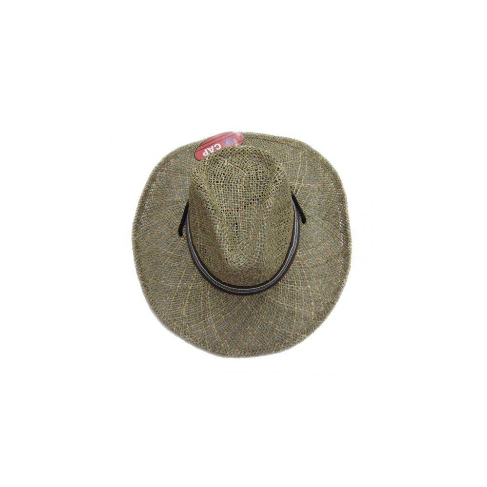 007e184cf17db 48 Wholesale Men s Straw Cowboy Hat - at - wholesalesockdeals.com