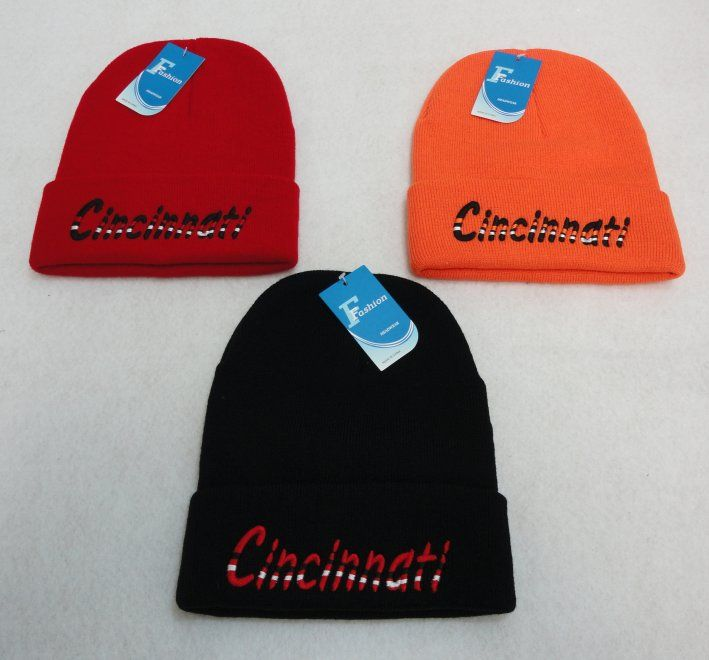 33122520ba0 Wholesale Deal On Of excell Warm Winter Orange Toboggan Hunter Hat ...