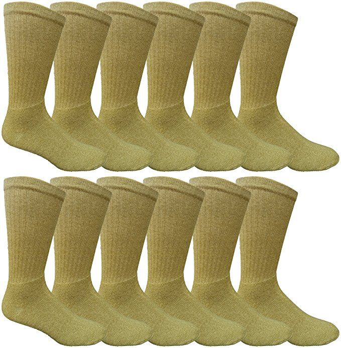 Cotton Socks Music Note Girl Casual Thick Padded Crew Socks