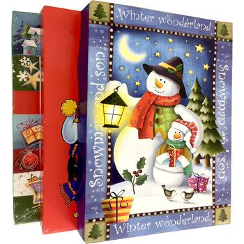 wholesale deal on xmas gift boxes 3 pack 1425 x 9 x 2 - Christmas Gift Boxes Wholesale