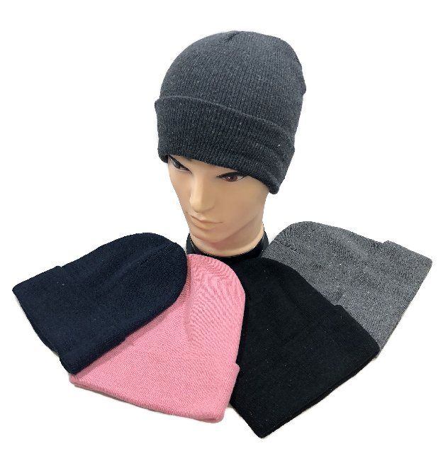 31c2f37f83ef9 24 Wholesale Winter Toboggan Hat Assorted Colors - at -  wholesalesockdeals.com