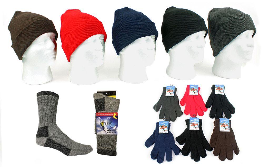 4b7def37b1c 180 Wholesale Adult Knit Cuffed Hat