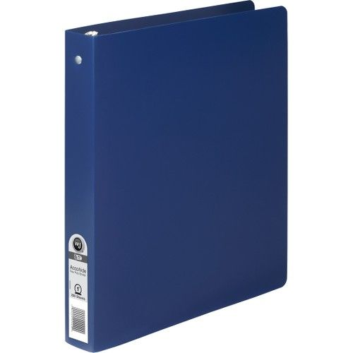 Wholesale Acco Accohide Poly Ring Binder