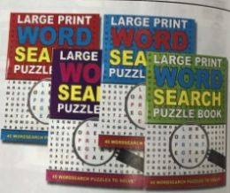 48 Wholesale Word Search Puzzles Book