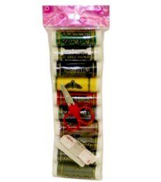 120 Wholesale 10 Piece Thread Mini Kit 120 Yard